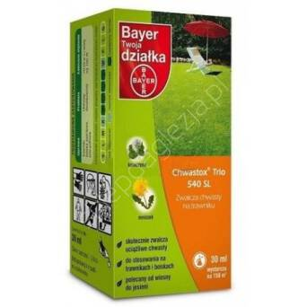 Chwastox Trio 540SL 30ml Bayer