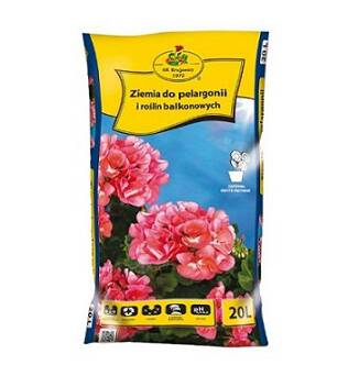 Ziemia do pelargonii 20l