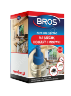 BROS Płyn do Elektro na muchy 3w1 40ml