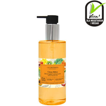Żel do kąpieli Eco Botanica Citrus Melon 250ml