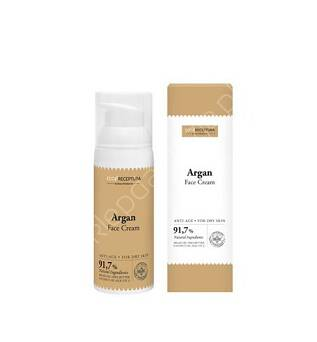 Krem do twarzy Eco Receptura Argan 50ml