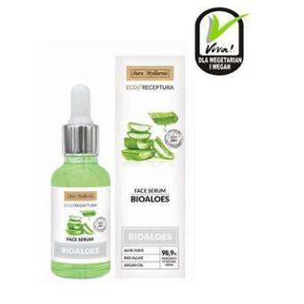 Serum żelowe do twarzy Bioaloes 30 ml