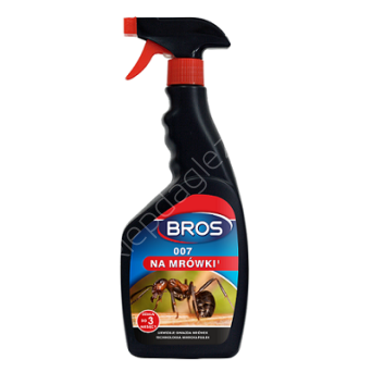 BROS Mrówki 007 spray 500ml
