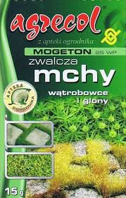 Mogeton 25WP 15g Agrecol